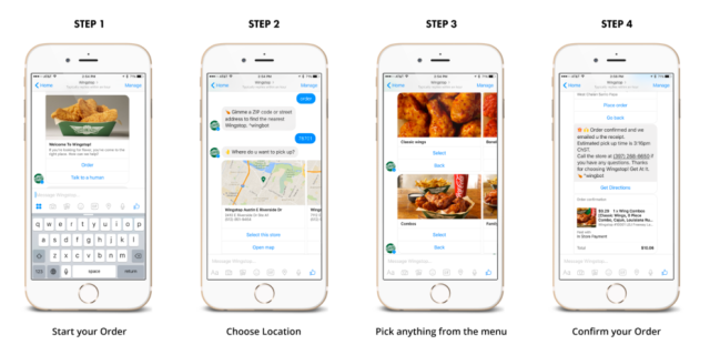 chatbot-wingstop